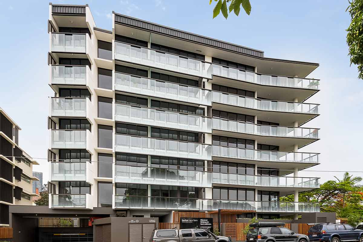 Barker Street Apartments | TLPC