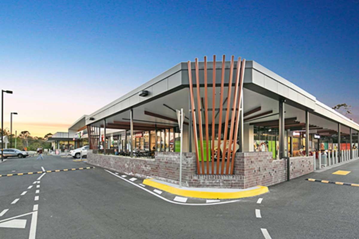 Cornubia Shopping Centre | TLPC