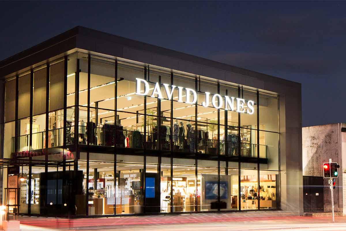 David Jones James St | TLPC Pty Ltd