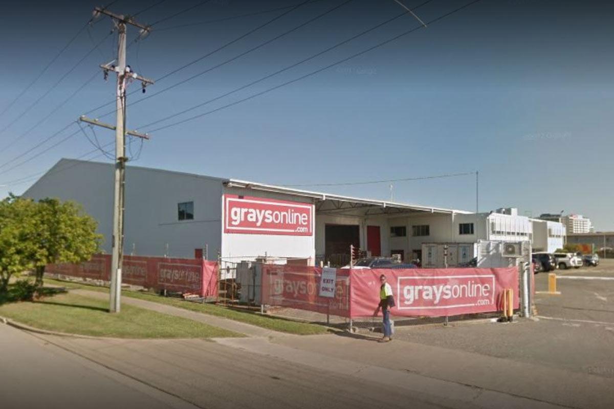 GraysOnline | TLPC Pty Ltd