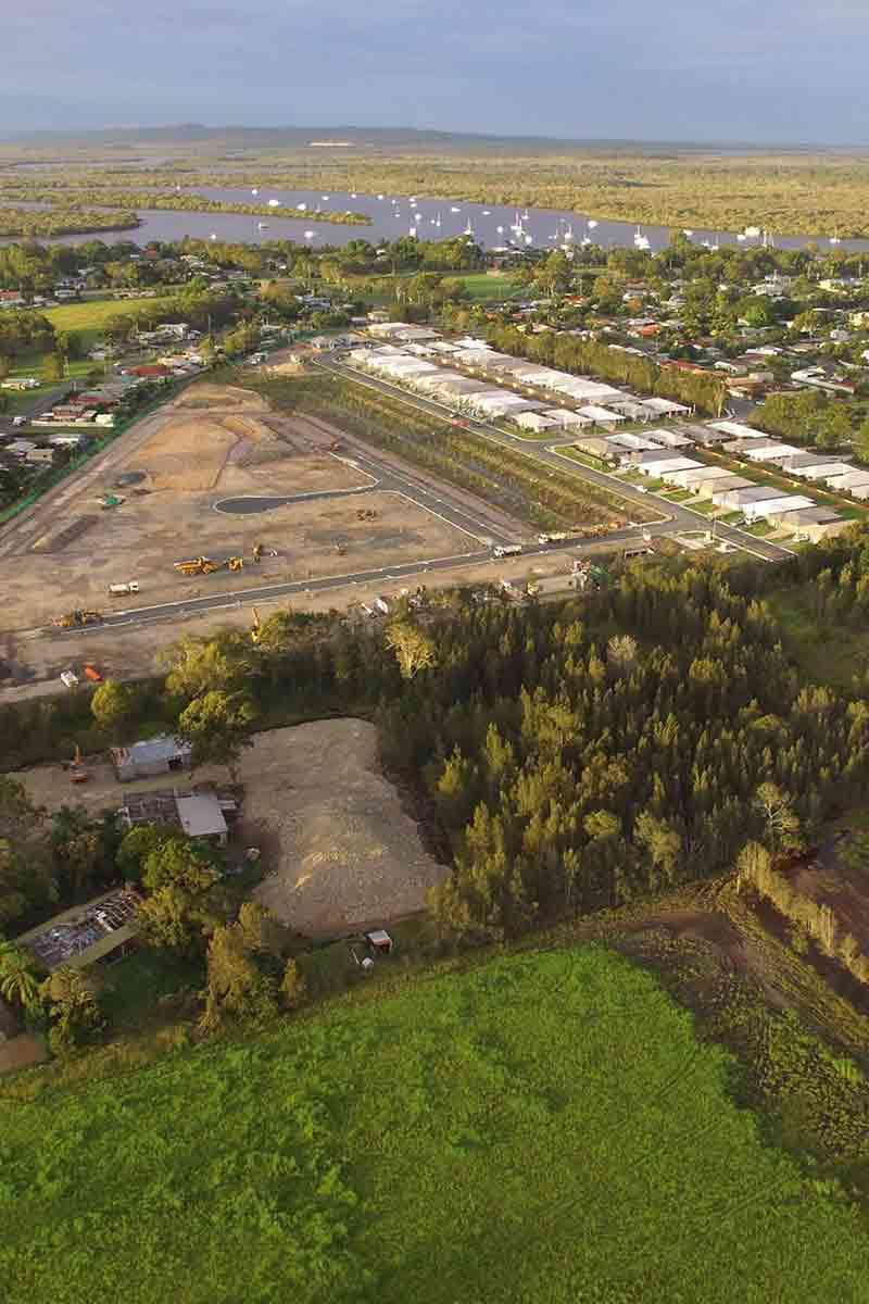 Elandra Land Subdivision | TLPC Pty Ltd