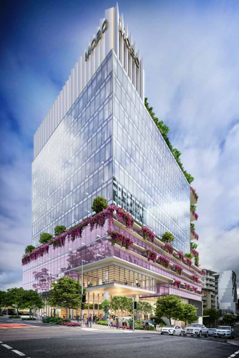 Mobo Office Tower   TLPC