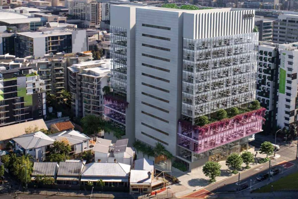 Mobo Office Tower | TLPC