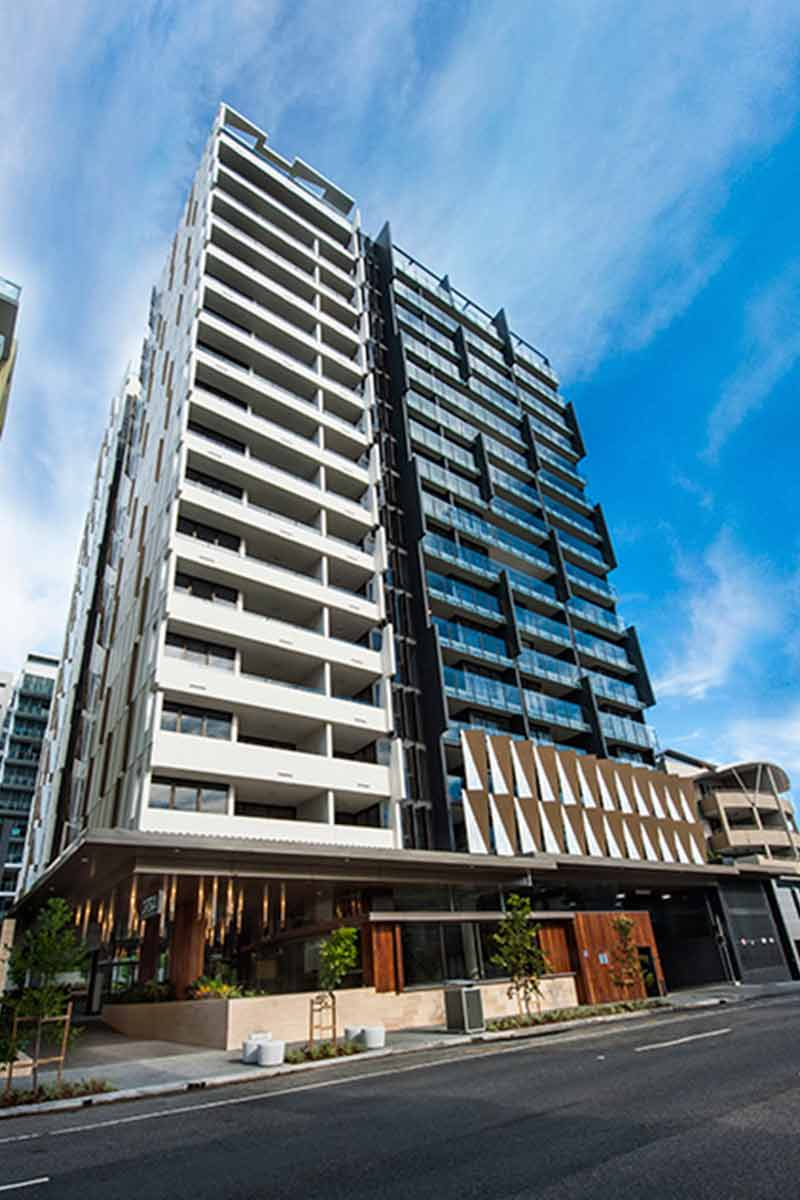 Opera Apartments | TLPC