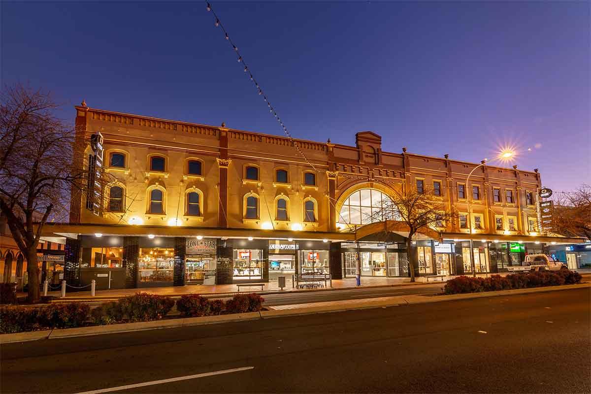 Orange City Centre | TLPC Pty Ltd