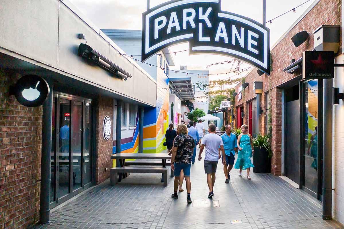 Park Lane Everton Park | TLPC