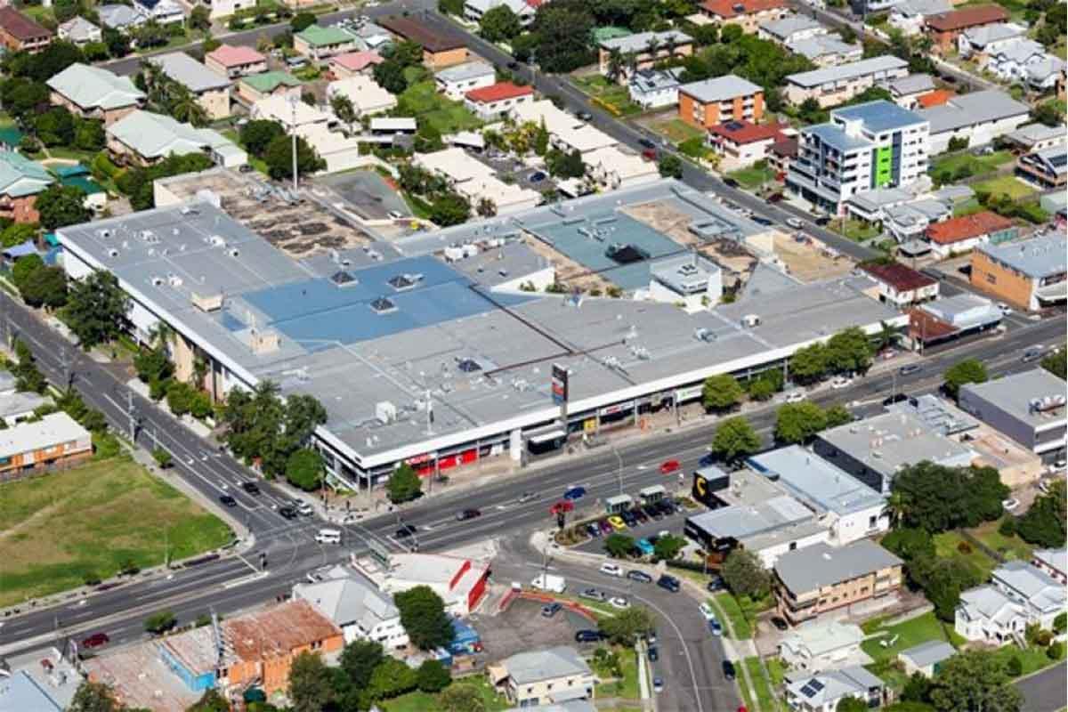 Lutwyche Shopping Centre | TLPC Pty Ltd